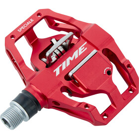 Time Speciale Pedales MTB, red